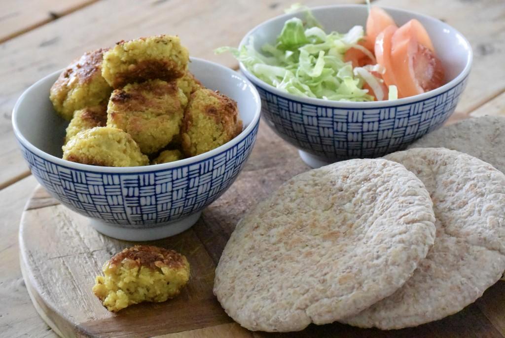 Falafel - www.puursuzanne.nl