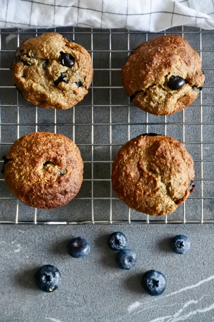havermout muffins - www.puursuzanne.nl
