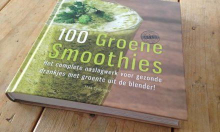 Boek: 100 groene smoothies.