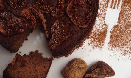 Peren-kaneel cake van Eef