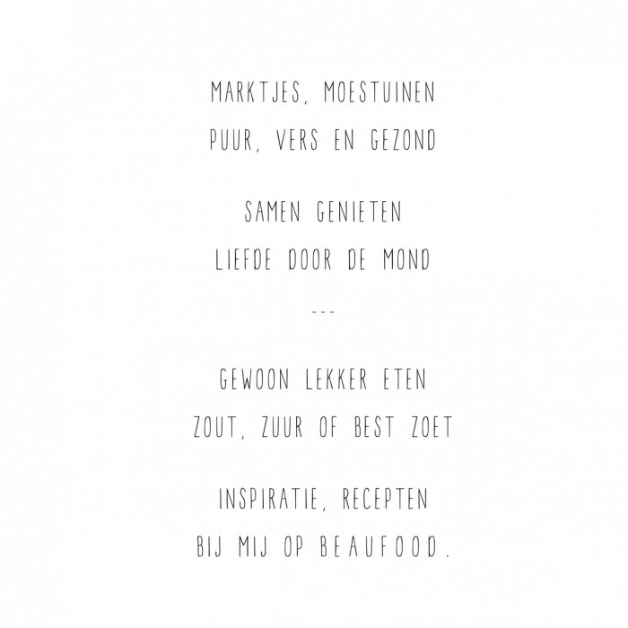 Extreem Gedicht Inspiratie BTU-11   Wofosogo #XN53