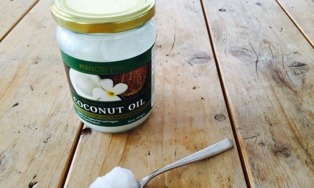 Natuurlijk cosmetica – Kokosolie