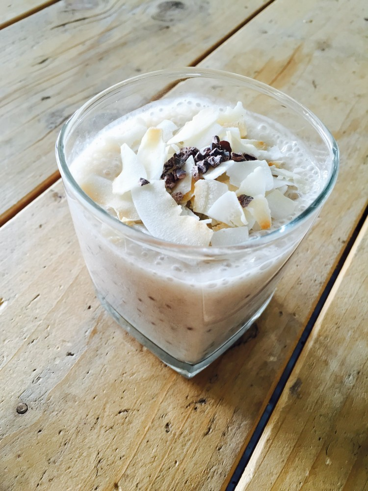 chia pudding - www.puursuzanne.nl
