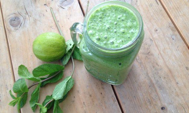 5x groente en fruit smoothie