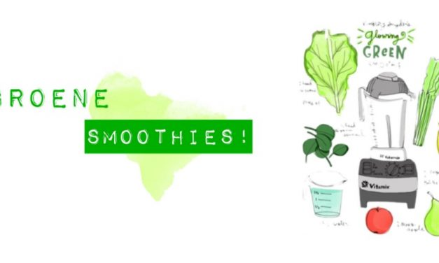 A green smoothie a day keeps the doctor away