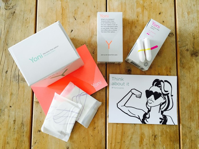 Girls only: Yoni care – biologische tampons