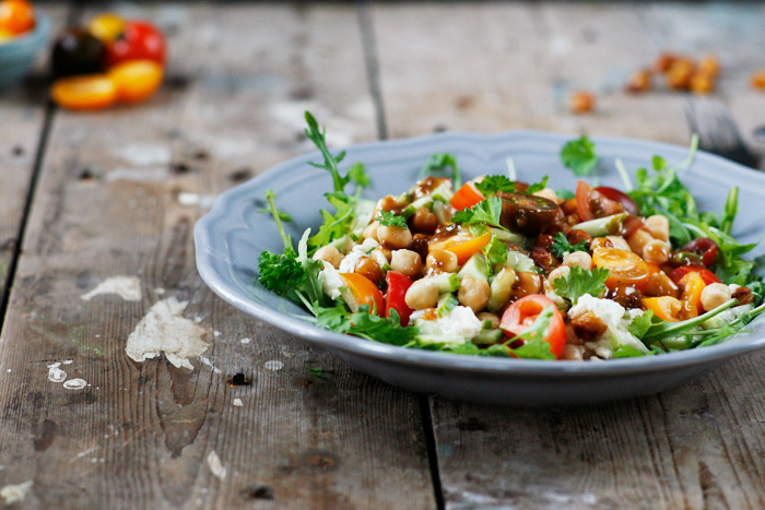 5x Maaltijd salade inspiratie