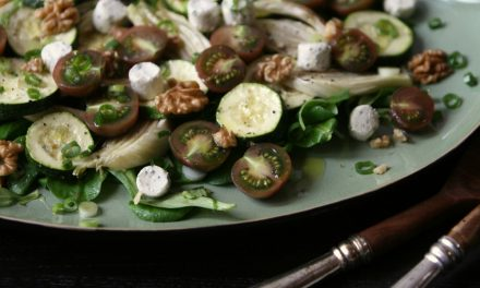 De favoriete zomersalade van Karola's Kitchen