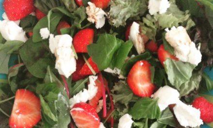 De favoriete zomersalade van Marjan