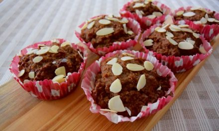 Speculaas muffins