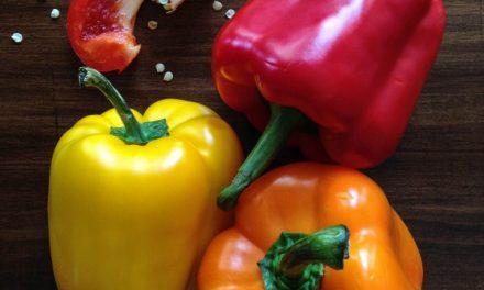 De gezondheidsvoordelen van paprika