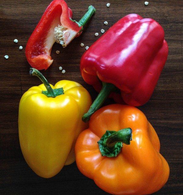 5 x recepten met paprika