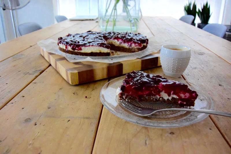 Monchou taart - www.puursuzanne.nl