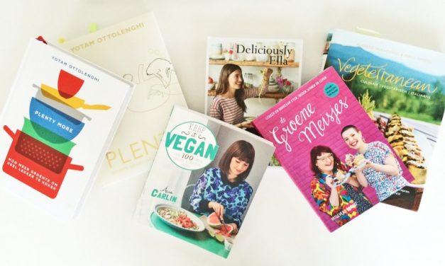 De favoriete kookboeken van Annemarijn