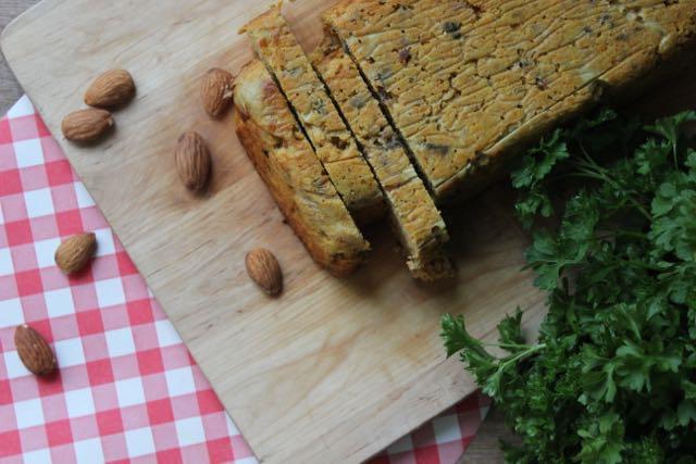 Gehakt notenbrood