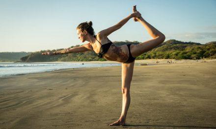 Even voorstellen: een nieuwe gastblogger over yoga!
