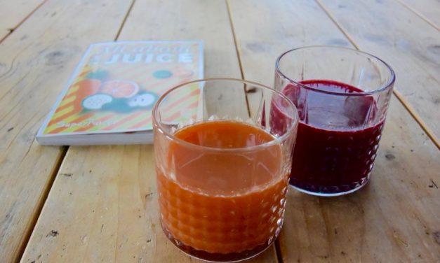 Juicen met de superjuicer