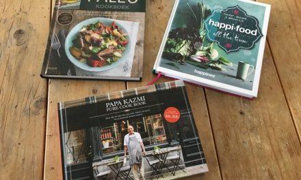 Mijn leukste kookboeken van dit moment