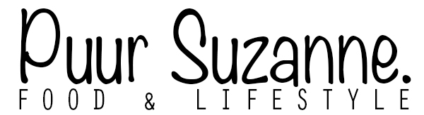 Puur Suzanne. | FOOD & LIFESTYLE