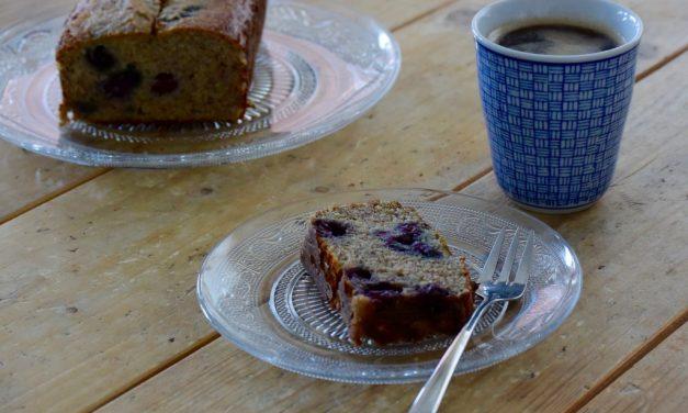 cake met kokosmeel - www.puursuzanne.nl