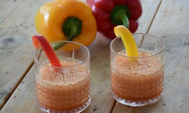 Paprika smoothie