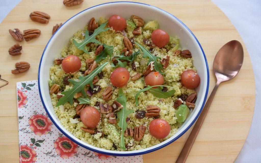 Snelle couscous salade met Quooker