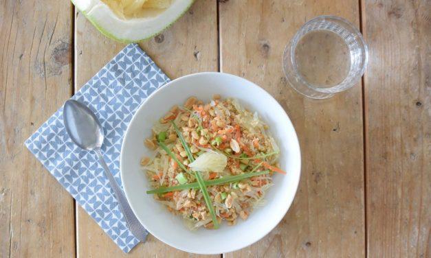 Quinoa salade - www.puursuzanne.nl
