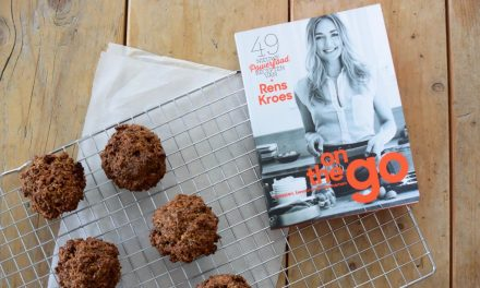 On the go van Rens Kroes + recept