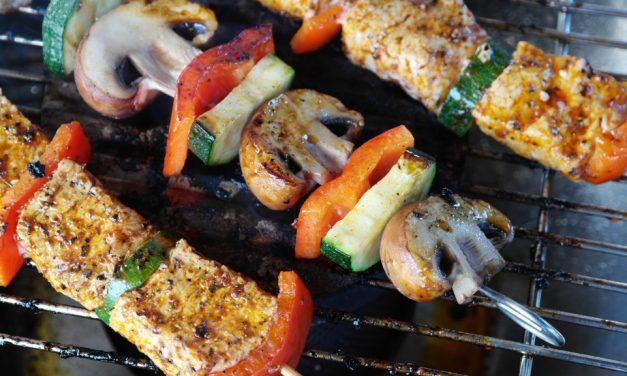 9x vegan BBQ recepten Puur Suzanne | Vega & vegan recepten