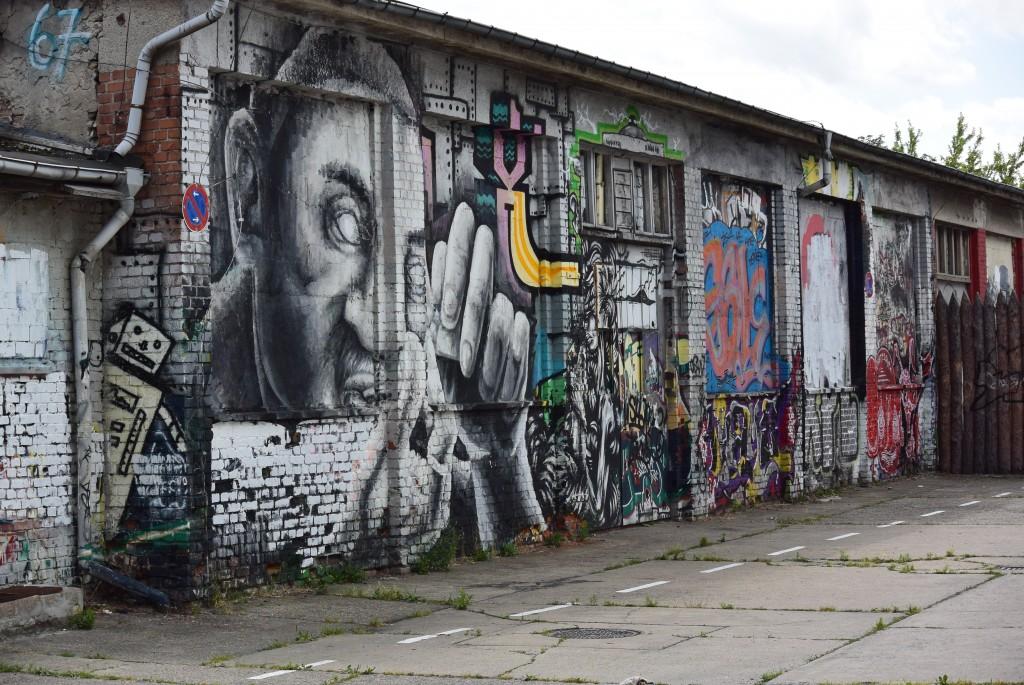 Graffiti Berlijn