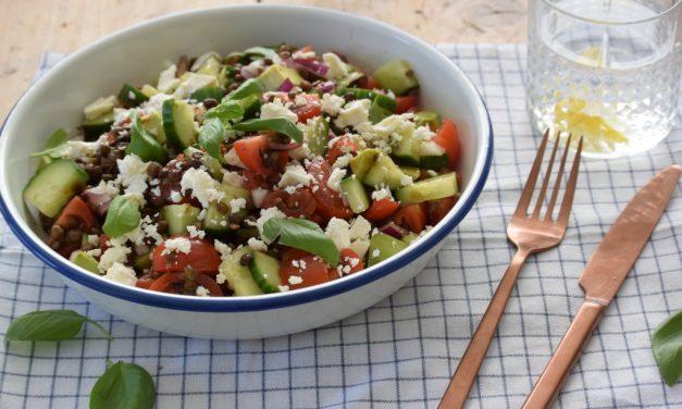 5 x de lekkerste vegetarische salades