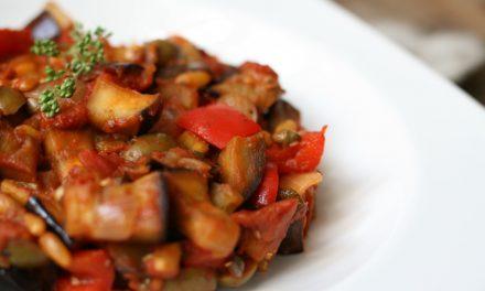 Siciliaanse groentestoofpot – Caponata