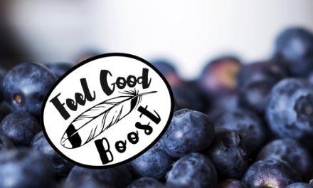 Aankondiging Feel good boost + weekmenu