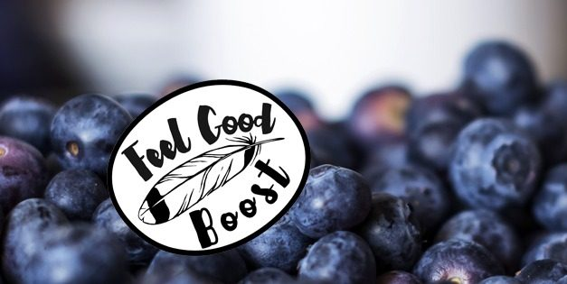 Aankondiging Feel good boost + weekmenu