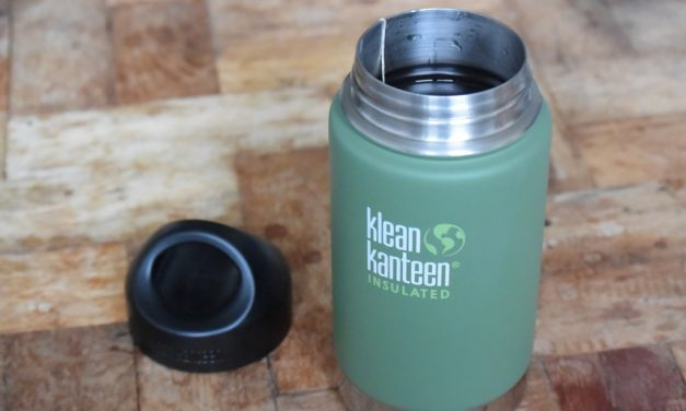 Klean Kanteen Thermosfles