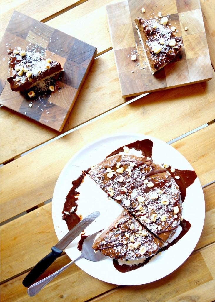 Avocado taart - www.puursuzanne.nl