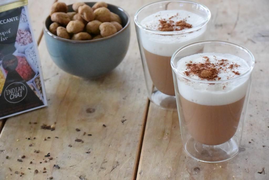 chai latte - www.puursuzanne.nl