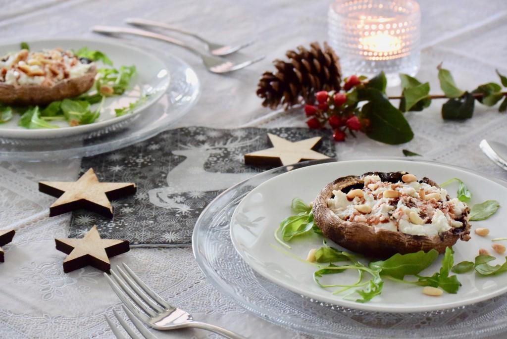Vegetarisch kerst - www.puursuzanne.nl