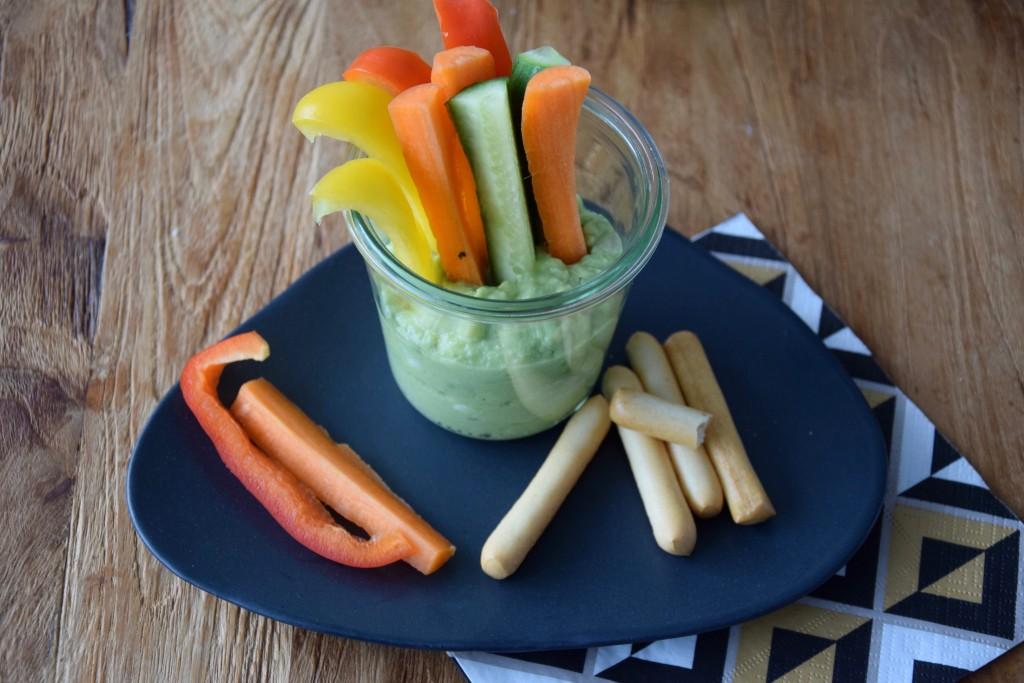 Avocado dip - www.puursuzanne.nl