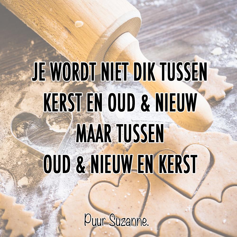 Kerstkilo's - www.puursuzanne.nl