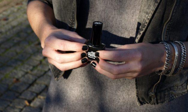 Natuurlijke nagellak van Little Ondine