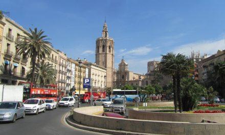 Hotspots in Valencia
