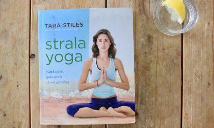 Het boek strala yoga