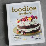 Het foodies kookboek + recept