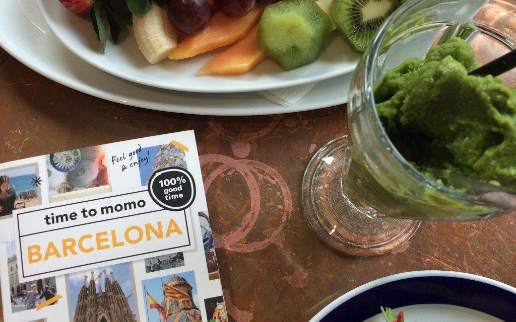 Ontbijten in Barcelona