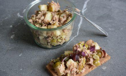Zelf tonijnsalade maken