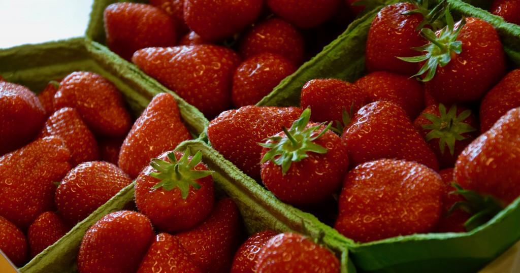 5X Recepten met aardbeien