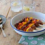 Vegetarische barbecue recepten