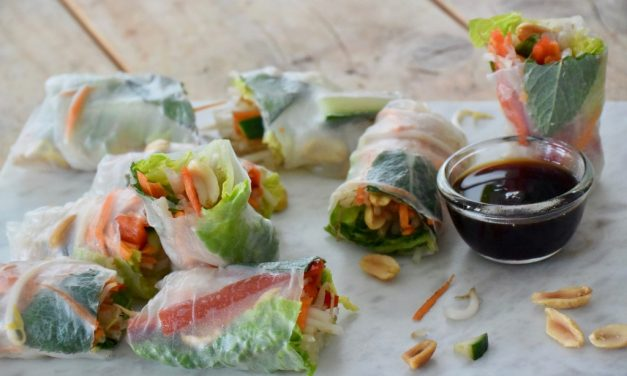 Vegan summerrolls