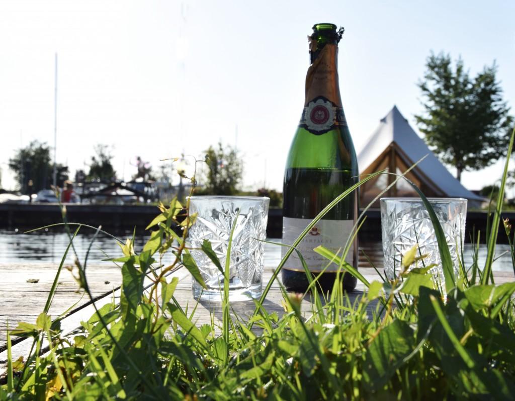 vrijhaven zwier - glamping Amsterdam - op vakantie in Nederland -  puur suzanne